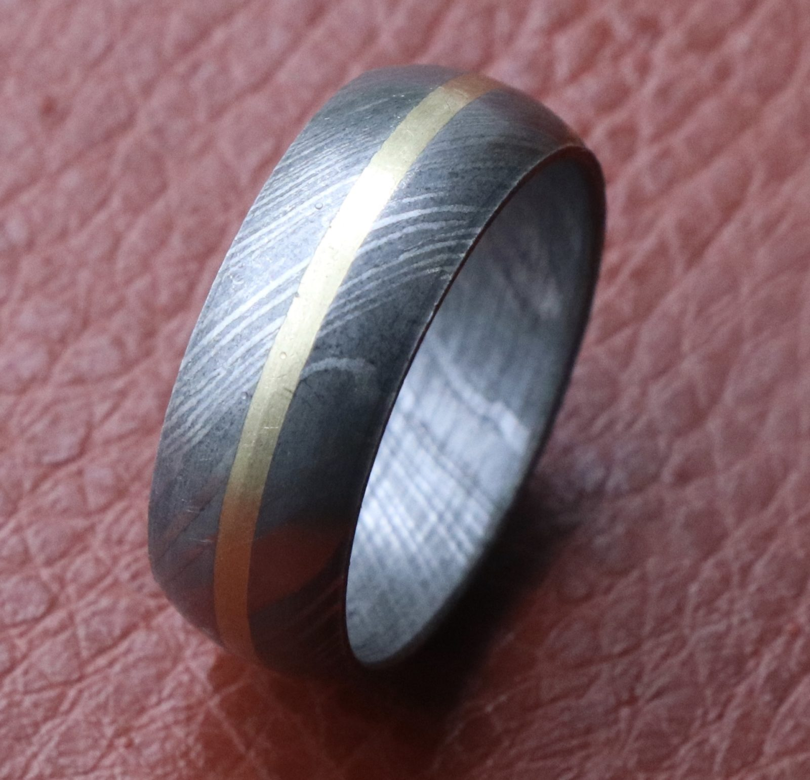 damascus steel rings pros and cons