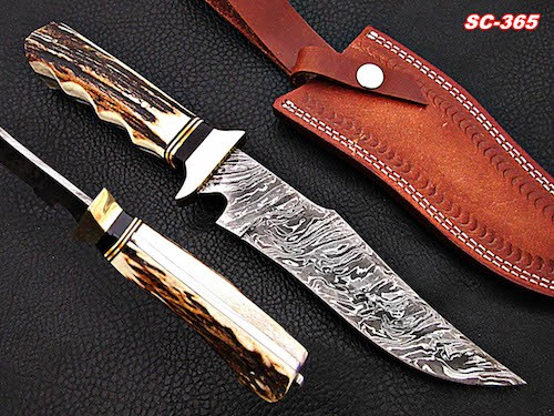 Handmade Damascus steel Knife