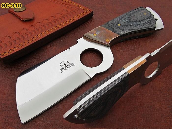 D2 Steel Full Tang cleaver Knife