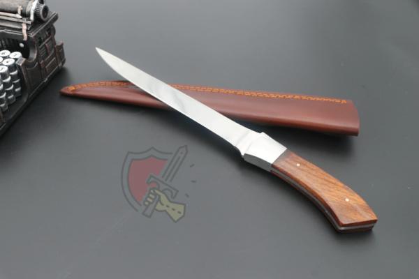 D2 steel fillet knife