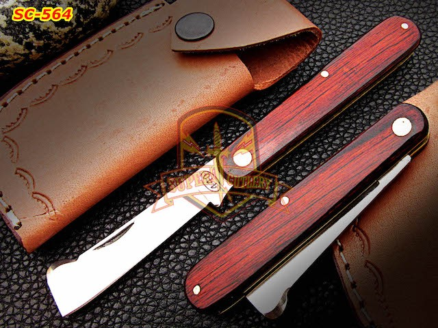 Handmade 440c pocket knife