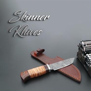 Skinner Knives