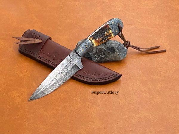 Stag Skinner Knife